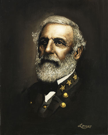 Research papers on robert e lee
