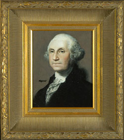 Founding Fathers Framed Portrait